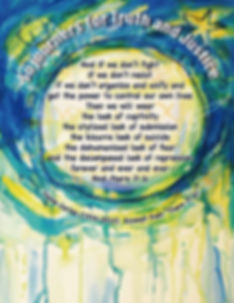 """Poem: """"There It Is"""" by Jayne Cortez (1934-2012)"""