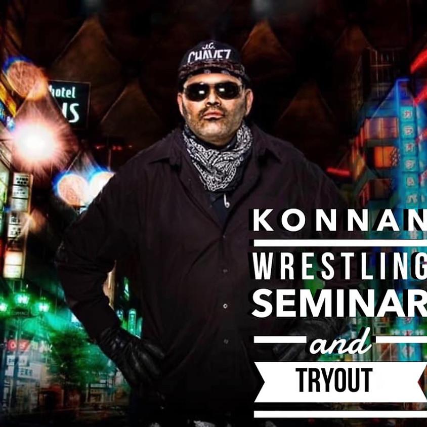 Keeping it 100 - A Live Seminar with Konnan