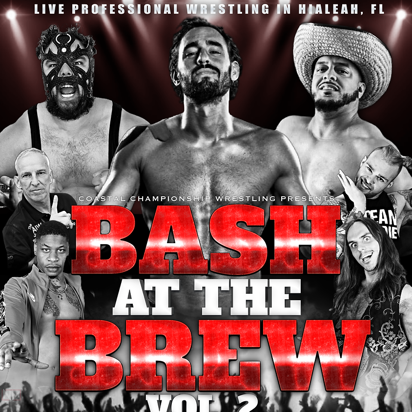 CCW Presents: Bash at the Brew II