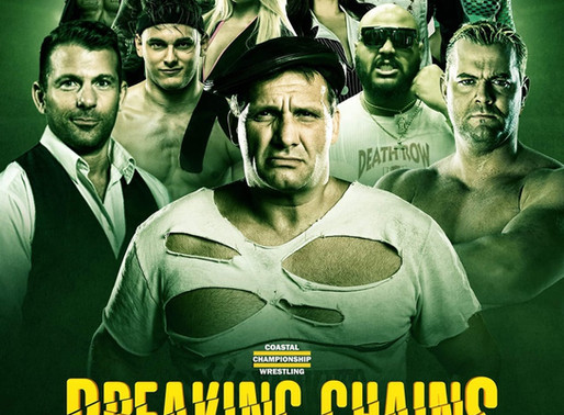 CCW Breaking Chains Match Results