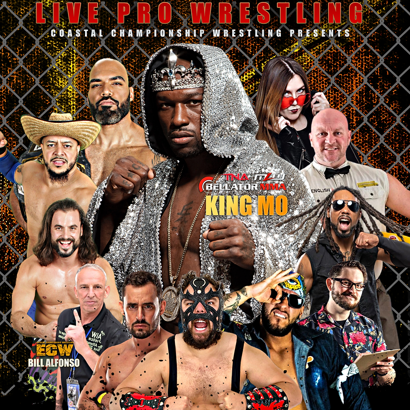 CCW Presents: Unleashed feat. King Mo