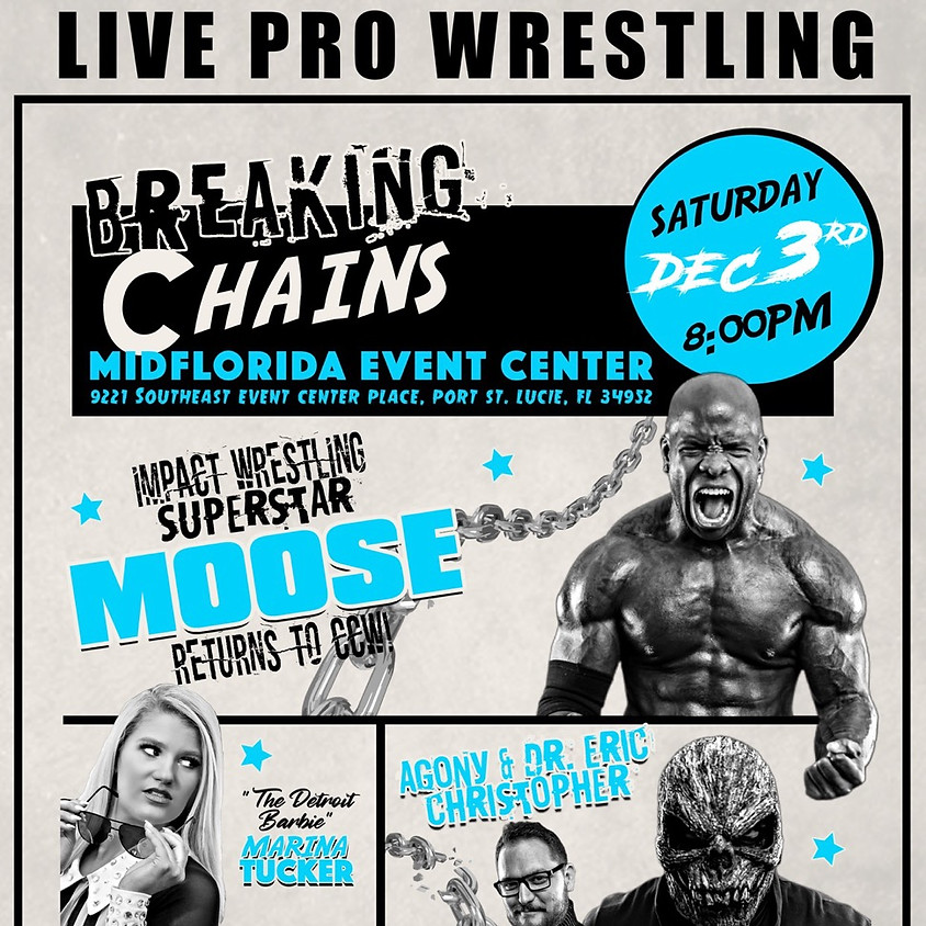 CCW Presents: Breaking Chains feat. Moose.