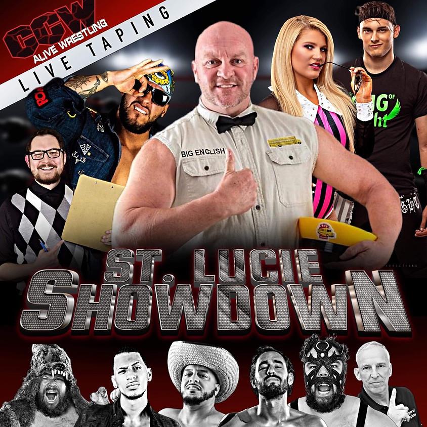 CCW Presents: St. Lucie Showdown