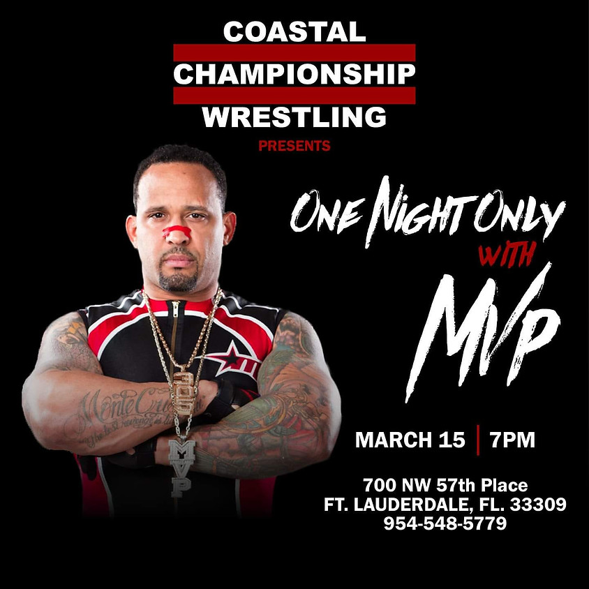 Pro Wrestling Seminar | One Night Only with MVP