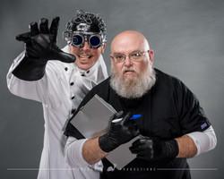 """Thee Technical Alchemist"" David Mercury"