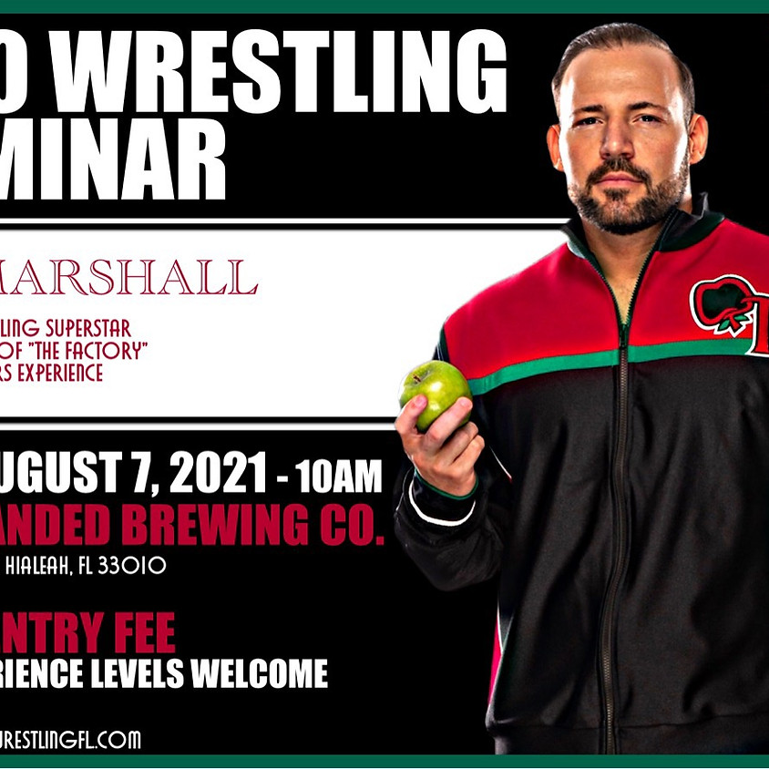 CCW Presents: The QT Marshall Workout and Seminar I