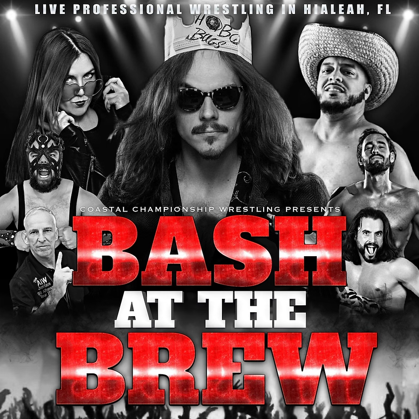 CCW Presents: Bash At The Brew
