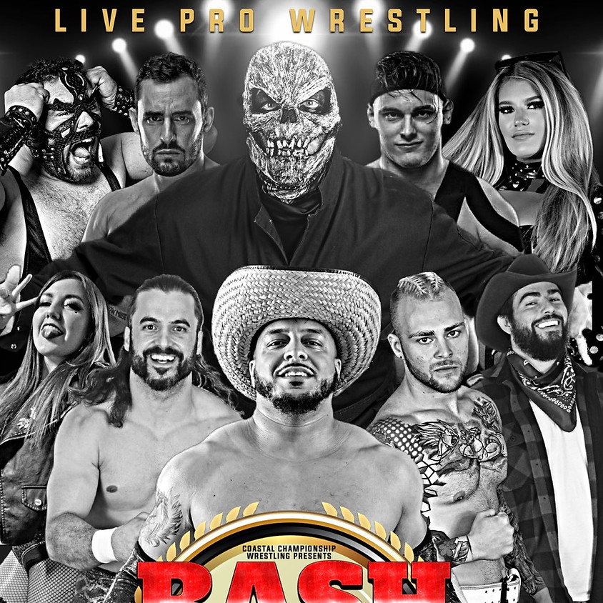 CCW Presents: Bash at the Brew 8
