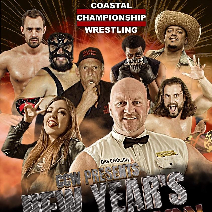 CCW Presents: New Years Revolution