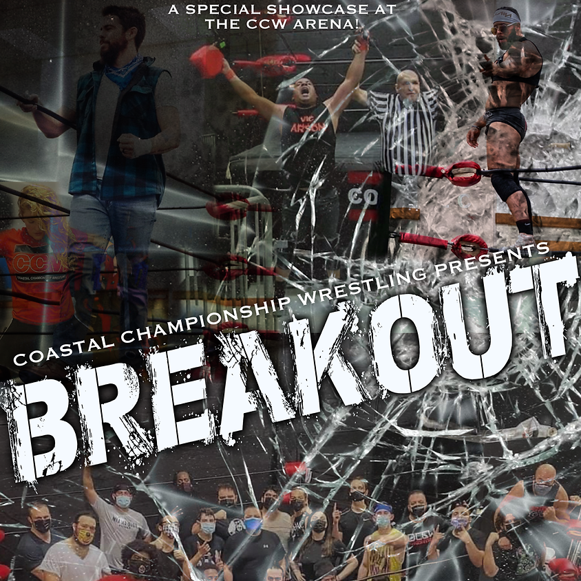 Breakout II at the CCW Arena