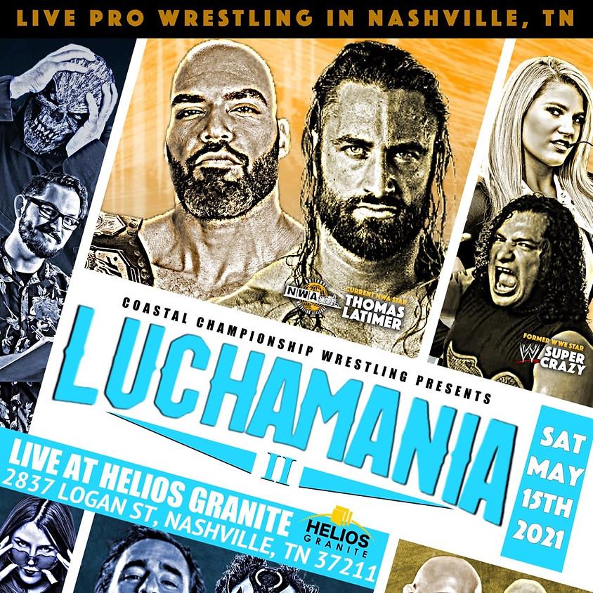CCW Presents: Luchamania 2