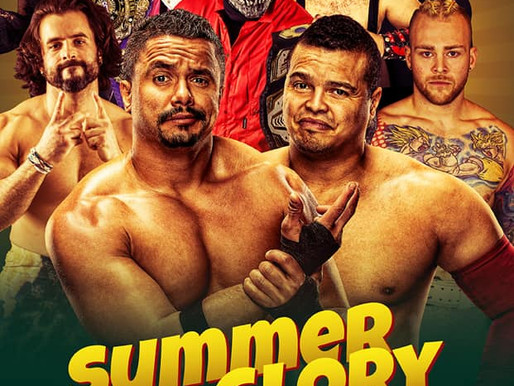Summer Glory 2020 Match Results