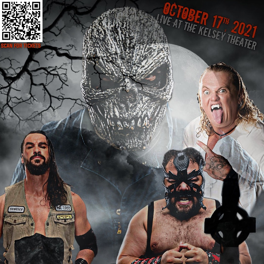 CCW Presents: Nightmare on Lake Ave. featuring Gangrel.