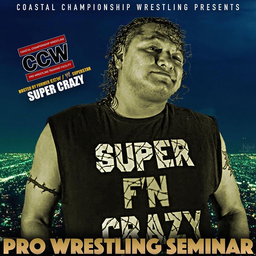 CCW Presents: Super Crazy Seminar