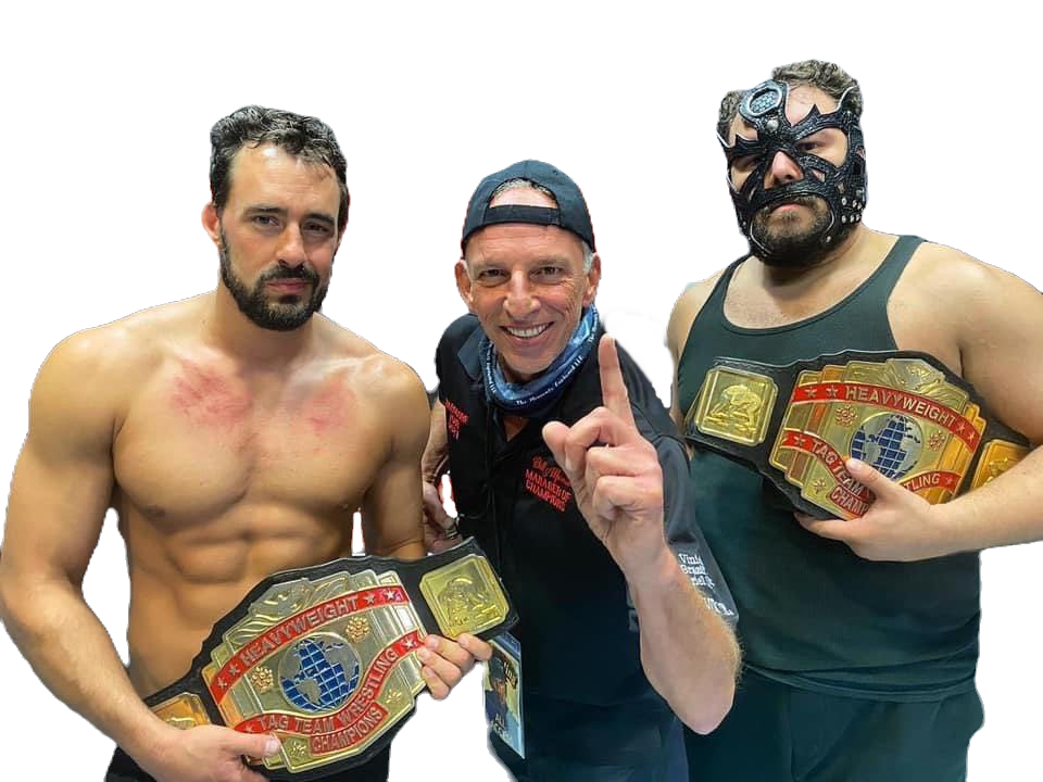 CCW Tag Team Champions