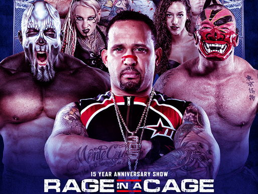 CCW Rage In A Cage Event Results