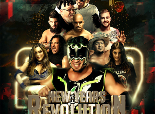 New Years Revolution 2019 Event Results