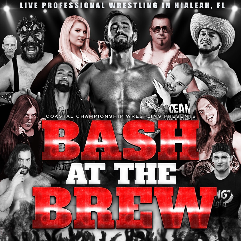 CCW Presents: Bash at the Brew 3