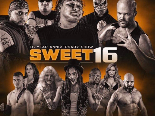 CCW Sweet 16 Match Results