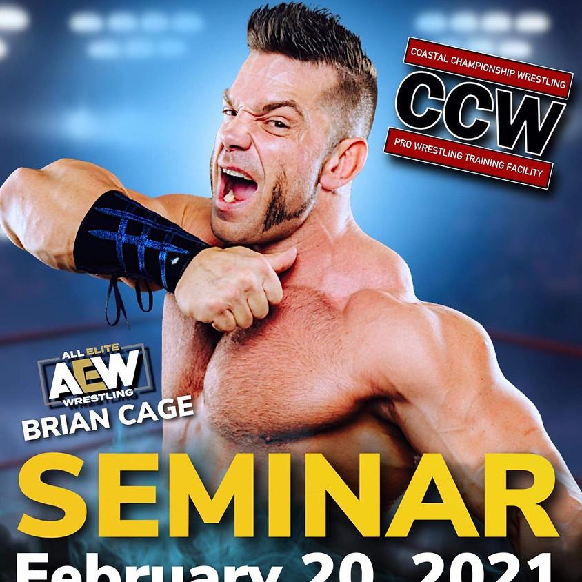 CCW Presents: Brian Cage Seminar