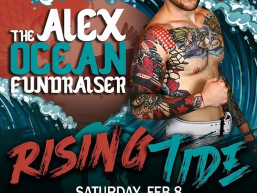 Rising Tide: The Alex Ocean Fundraiser