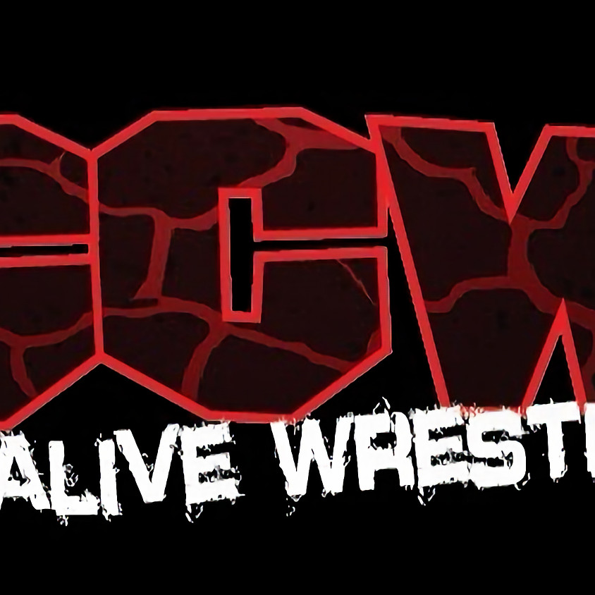 CCW Alive Wrestling TV Taping