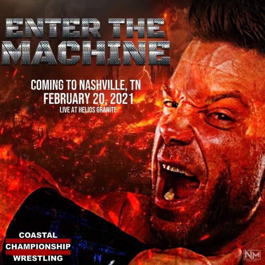 CCW Presents: Enter The Machine