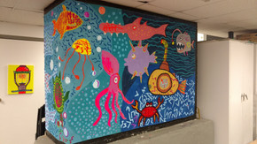 Ocean Mural!