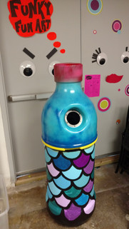 Fun Recycling Can Project!