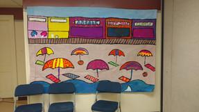 Beach Mural!