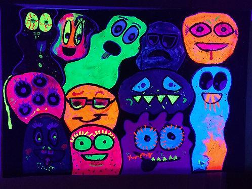 Monster Mural