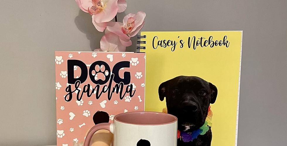 Card, Notebook & Mug Gift Set