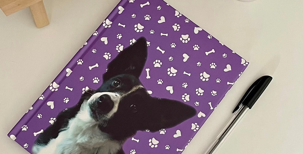 The Pawfect Pet Journal