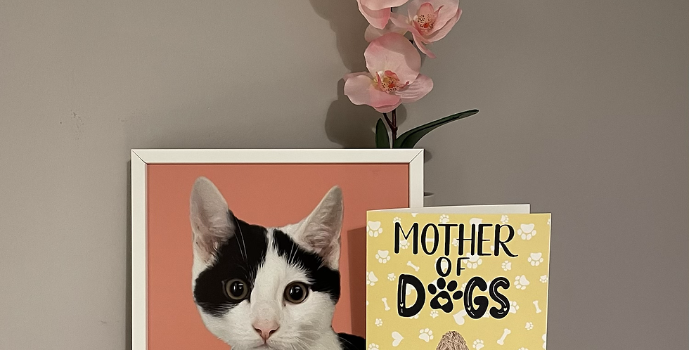 Card & Photo Tile Gift Set