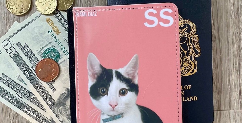 The Classic Pet Passport Covers