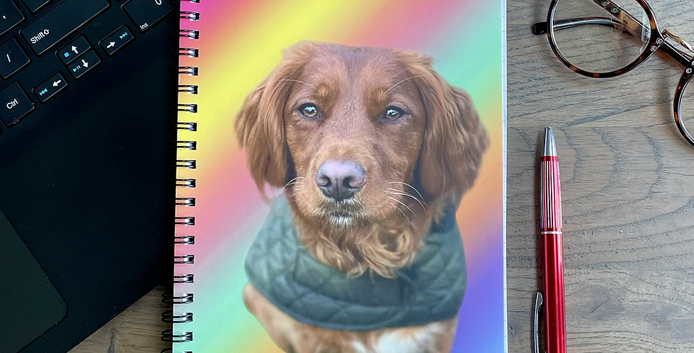 The Classic Pet Notebook