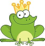 The Frog Prince pantomime, Allison Savory