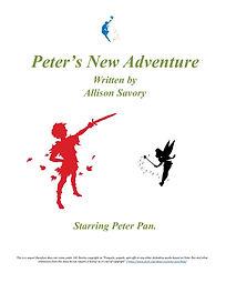 Peter Pan Pantomime, Allison Savory