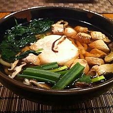 Nabeyaki Udon Noodle Soup