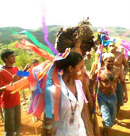 Aislan povo Pankararu