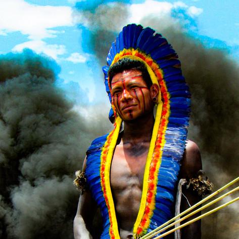 Foto: Valdeilson Wyru do povo Manoki
