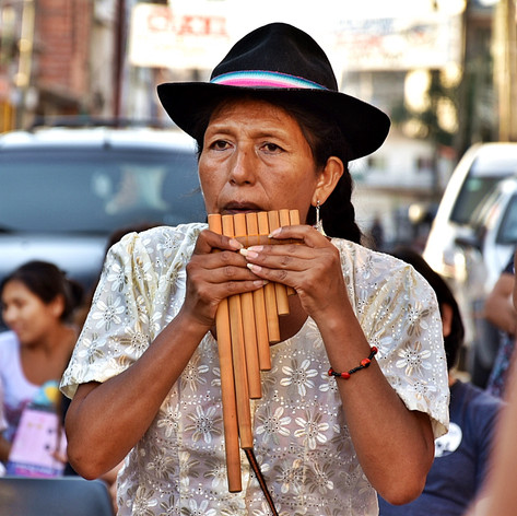 Foto: Sandra Flores Quechua