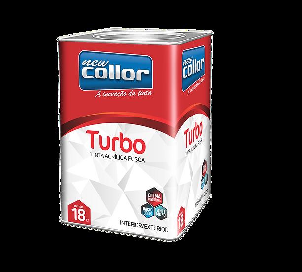 Turbo Tinta Acrílica Fosca