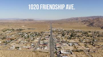 1020 Friendship, Joshua Tree