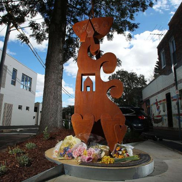 Rozelle Fire Memorial