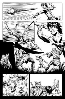 """""""Pellucidar: Wings of Death"""" #01, page 03"""