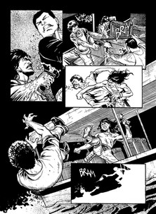 """Trovões no Rio Negro"" page 10"
