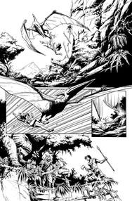 """""""Pellucidar: Wings of Death"""" #01, page 02"""