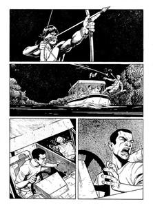 """Trovões no Rio Negro"" page 07"