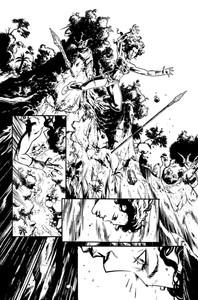 """""""Pellucidar: Wings of Death"""" #01, page 01"""